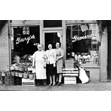 Joseph Gary's Grocery, 420 College St., Toronto, [ca. 1935]. Ontario Jewish Archives, Blankenstein Family Heritage Centre, item 1543.|