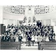 Holy Blossom Temple confirmation class, ca. 1964. Ontario Jewish Archives, Blankenstein Family Heritage Centre, item 1727.|