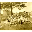 Campers at Camp Kvutza, 1944. Ontario Jewish Archives, Blankenstein Family Heritage Centre, 1992-9-5.|