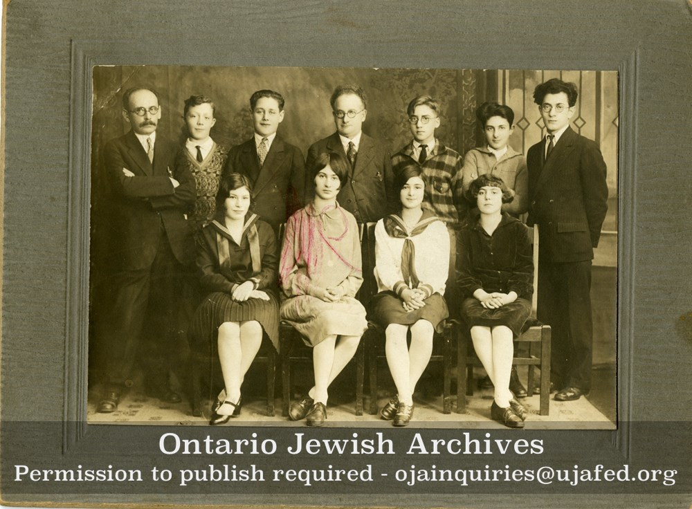 Search Results | Ontario Jewish Archives