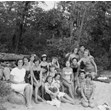 Group at Camp B'nai Brith, ca. 1952. Ontario Jewish Archives, Blankenstein Family Heritage Centre, accession 2008-11-8.|