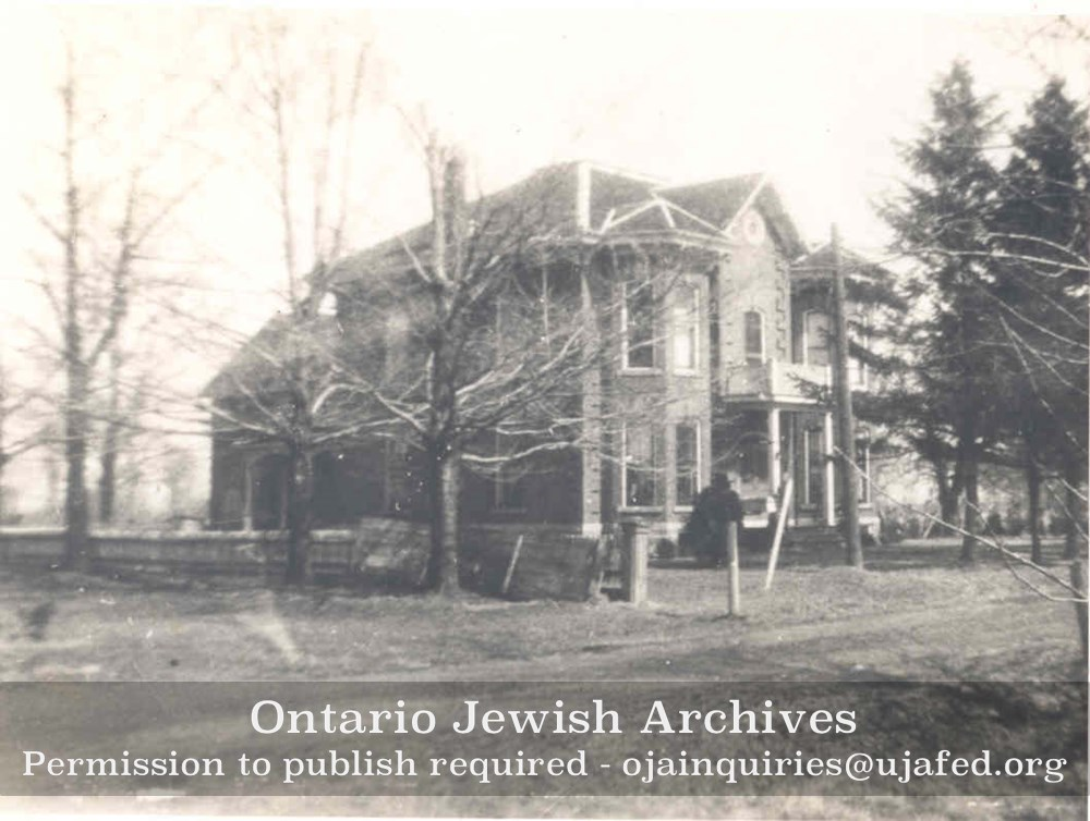 Search Results   Ontario Jewish Archives