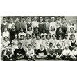 Class picture, Lansdowne School, 1933. Ontario Jewish Archives, Blankenstein Family Heritage Centre, item 2929.|Pictured in the back row, third from the left, is Aaron Zimmerman.