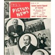 UJA Picture News, 1952-1953. Ontario Jewish Archives, fonds 67, series 2, file 14.|