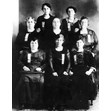 Ladies' Society, Hebrew Men of England Congregation, Toronto, 1918. Ontario Jewish Archives, Blankenstein Family Heritage Centre, item 995.|