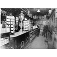 E.E Rutherford Drug Store, interior, date unknown. Ontario Jewish Archives, MG88-11-7|